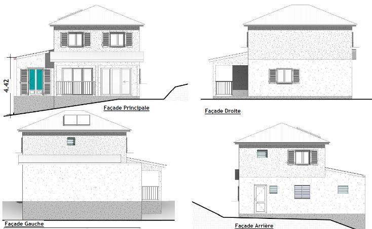 PCMI 5 : plan des façades et des toitures